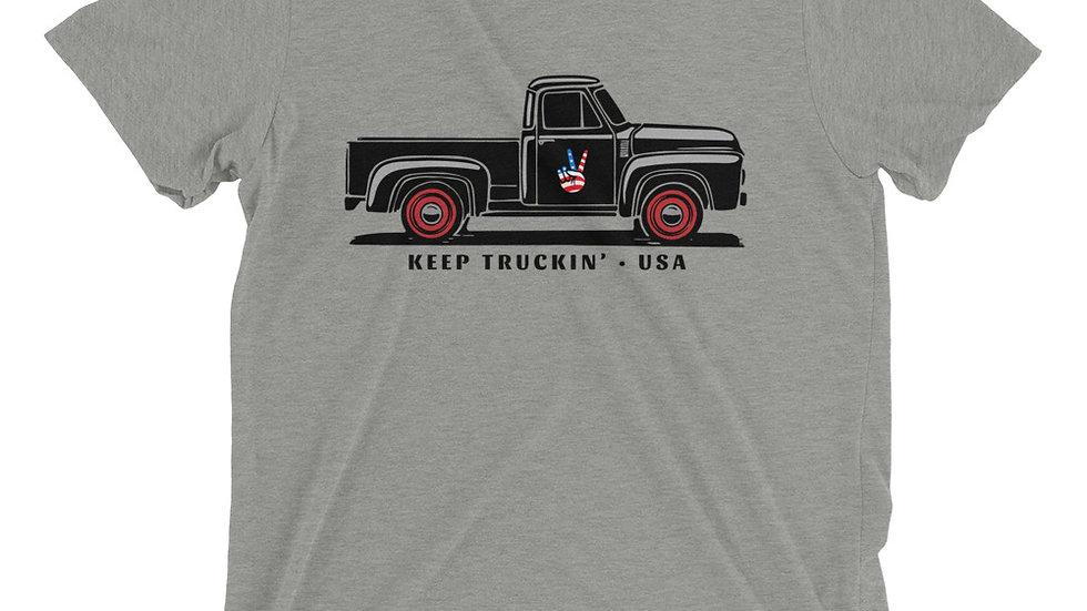 KEEP TRUCKIN' USA