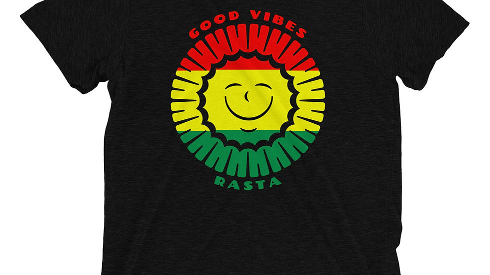 Good Vibes Rasta T-Shirt