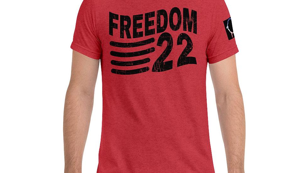 FREEDOM 22 Waving Flag
