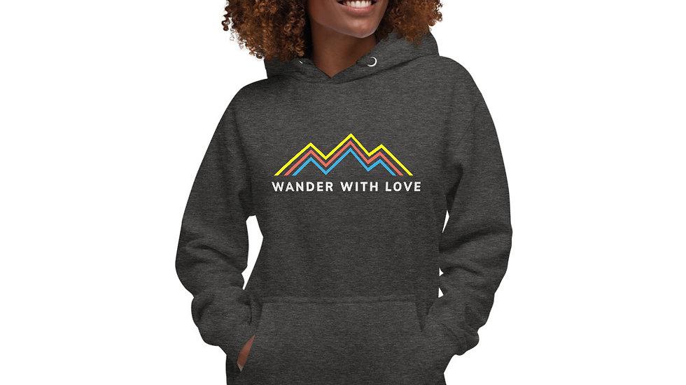 WANDER WITH LOVE Hoodie