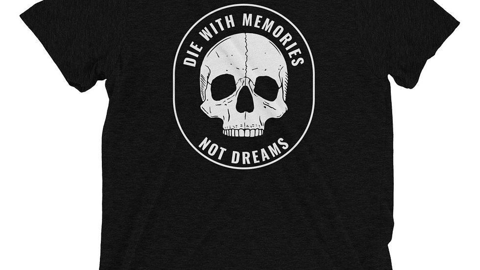DIE WITH MEMORIES WHITE