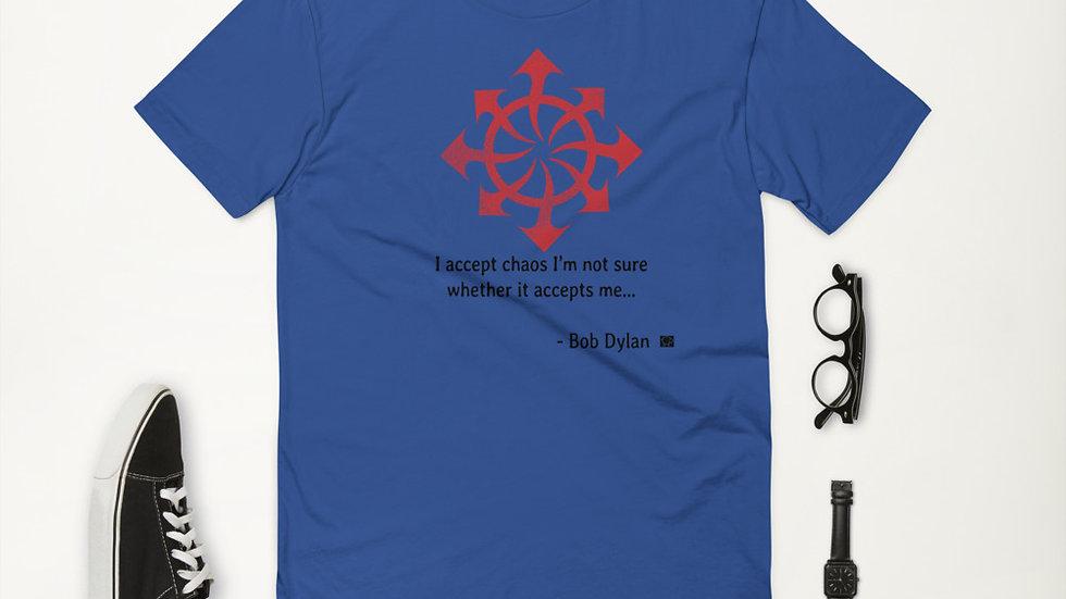 Bob Dylan's Accept Chaos T-Shirt