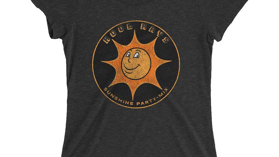 Women's Kool Rays Sunshine Party Mix T-Shirt