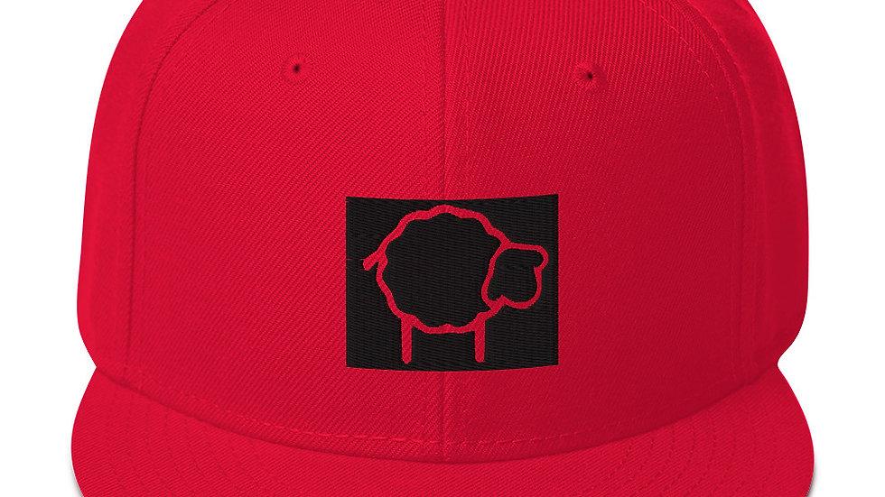 The Original Black Sheep Snap Back Cap