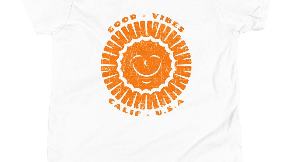 Youth Good Vibes USA T-Shirt