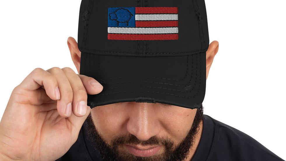 Black Sheep Nation Patriot Cap