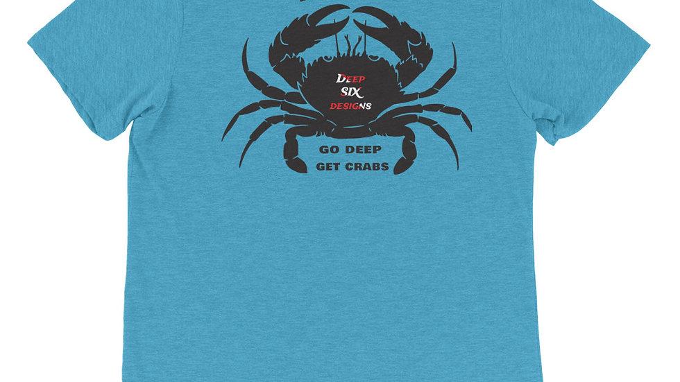 Divers Go Deep Get Crabs