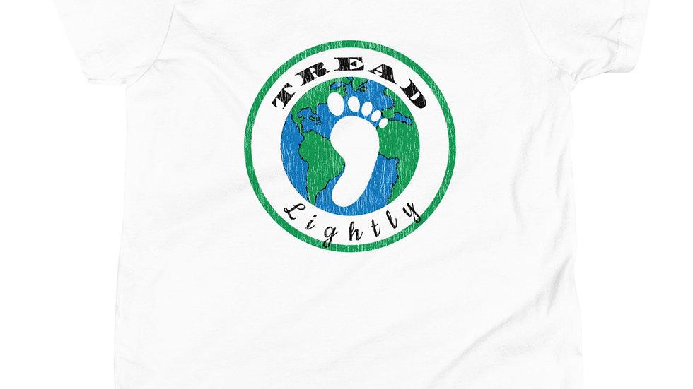 Youth Tread Lightly Earth T-Shirt