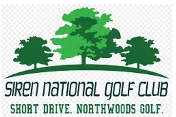 Siren National Golf-Siren WI