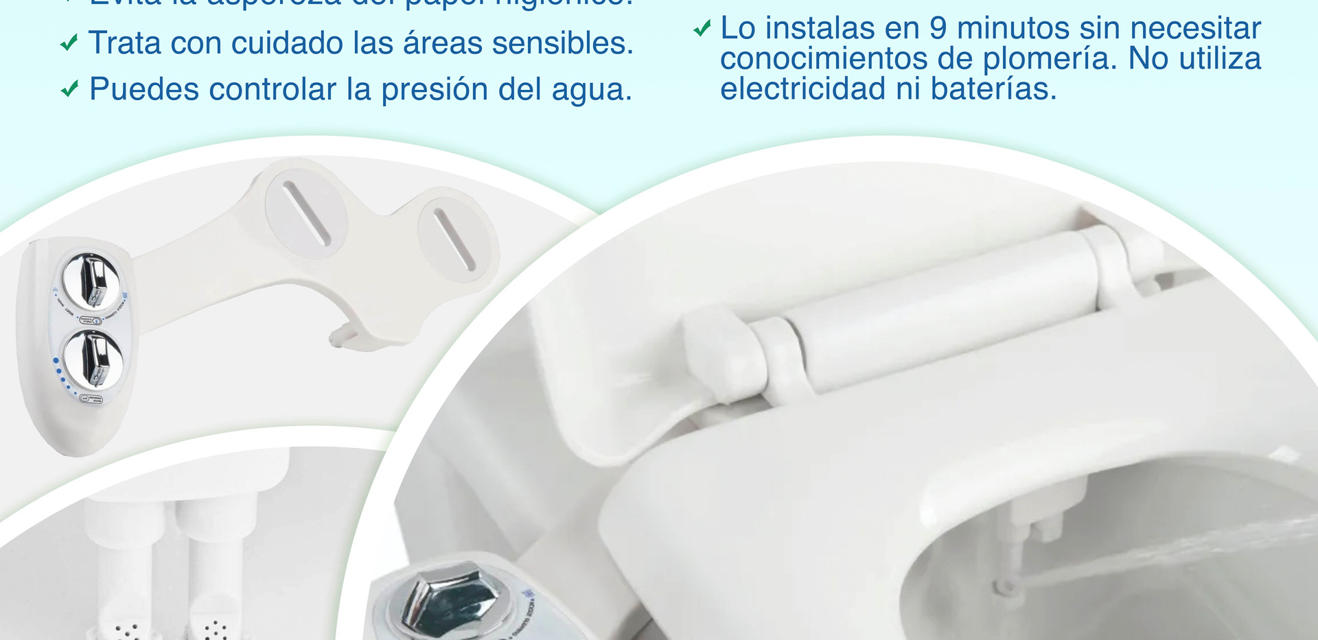 Bidet - Descripcion completa