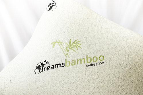 Almohada Memory Foam - Dreams Bamboo - QUEEN