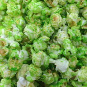 groene popcorn