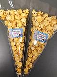 tractatie zakje popcorn