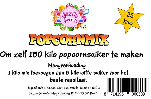 Popcornmix geconcentreerd