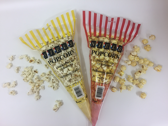 Popcorn geschept