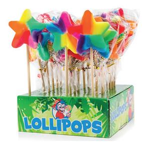 Sterren lolly's