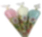 popcorn en suikerspin in zak