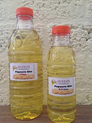 Popcorn olie