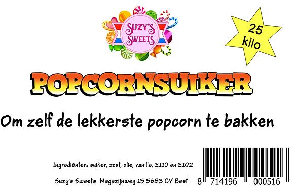 Popcornsuiker