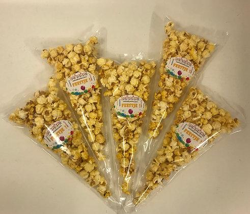 Party zakjes popcorn 100 stuks