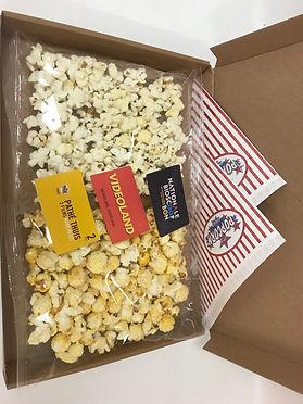 popcorn met bon kado