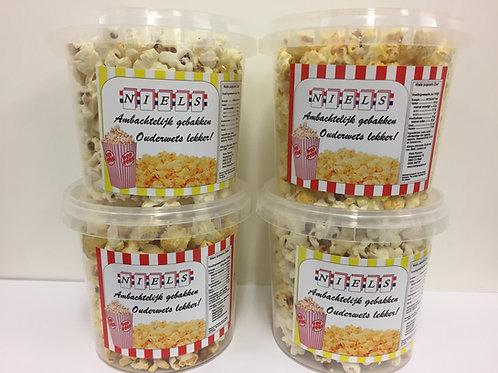 Popcorn in emmer