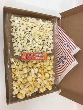 popcorn reep chocola