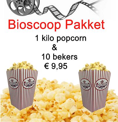Bioscoop pakket voor thuis