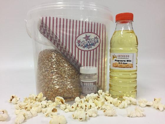 Combi emmer popcorn