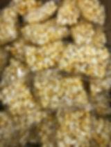 uitdeelzakjes popcorn