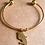 Thumbnail: Bracelet jonc boules CARTES