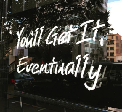 FROM PORTLAND:  I AM NOT GOOD ENOUGH