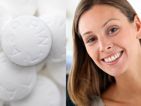La aspirina y el cáncer de ovario