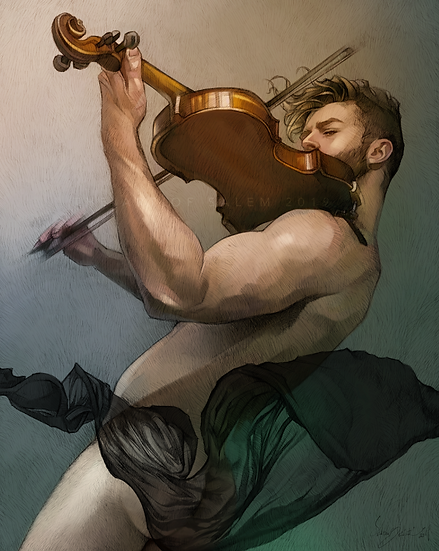 The Violinist - Full story