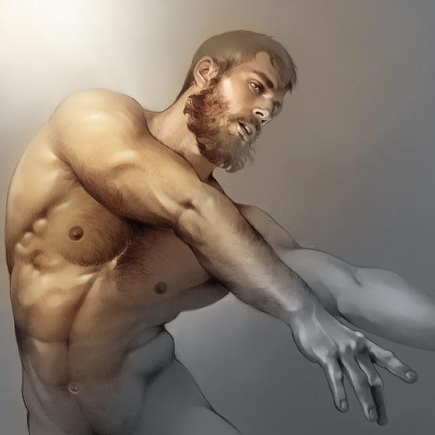 Primal blast of Zeus