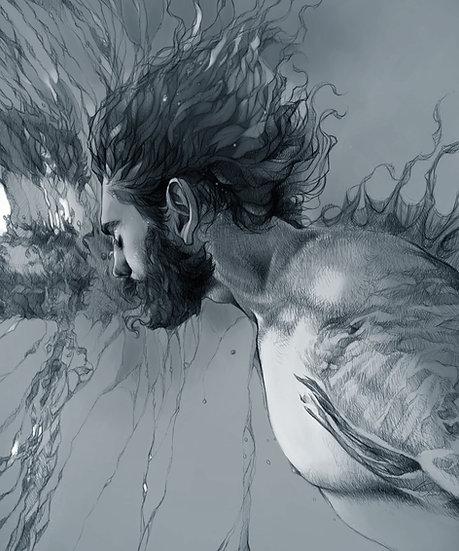 Poseidon Charm  (The pulse)
