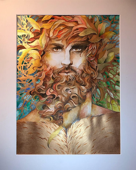 Autumn's Melody - Sold