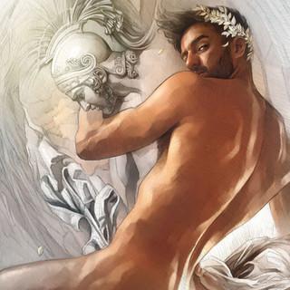 Mortal perfection - Achilles