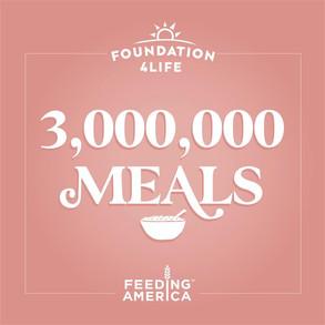 3 Million Meals