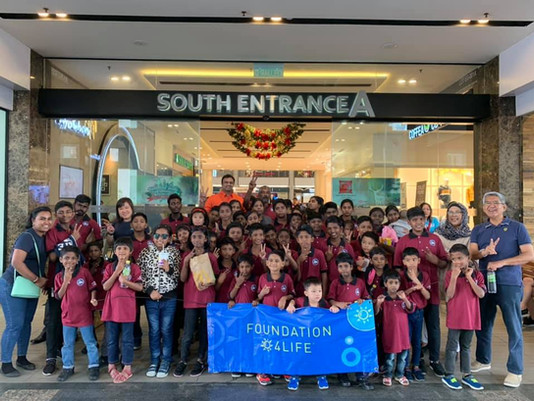 Service in Malaysia