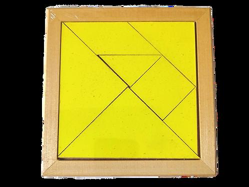 Танграм (одноцветный)