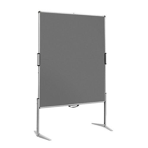 EuroPin® MC Pinboard - серый цвет (антрацит)