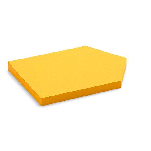 "Карты ""Бэклог"" Stick-It X-tra , 100 листов. Желтые, зеленые, голубые"