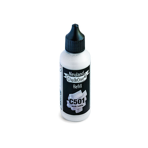 Чернила меловые Neuland ChalkOne®, С501, белые