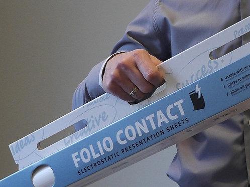 Электростатическая бумага ® FOLIO CONTACT