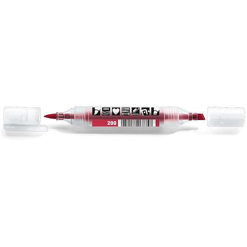 Маркер Neuland TwinOne®, красный (200)