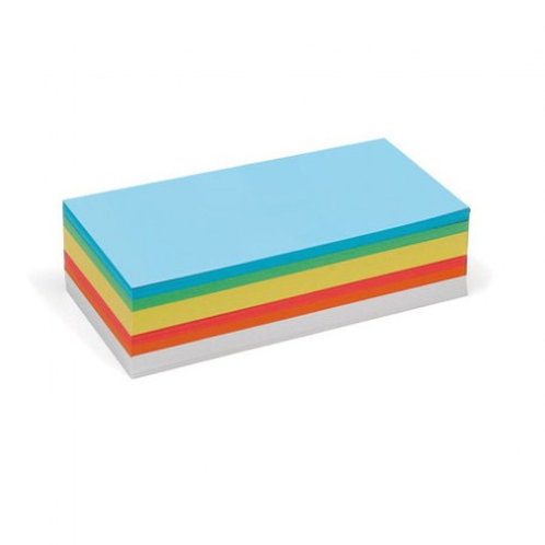 Прямоугольные карты Pin It, набор ассорти, по 250 и 500 штук, без клеевого края