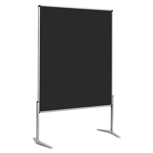 Доска EuroPin® UT Pinboard: черный цвет