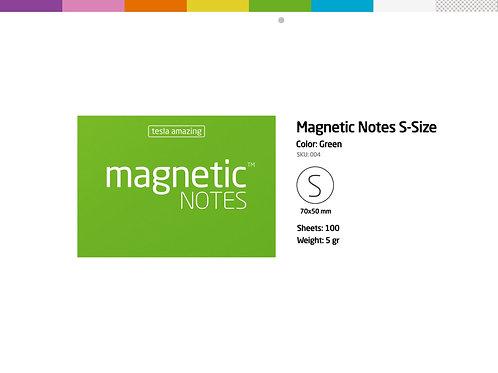 Электростатические карточки. Размер S, 7х5 см, 100 штук
