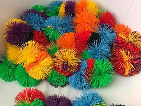 Новые цвета кушболов